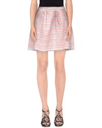 Twenty-29 - Mini Skirt - Lyst