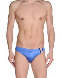 Bikkembergs Bikini Bottoms - Blue