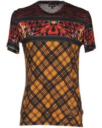 Just Cavalli T-shirt - Brown
