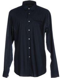 John Varvatos Shirt - Blue