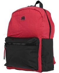 Sundek Backpack - Red