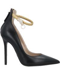 Class Roberto Cavalli Zapatos de salón - Negro