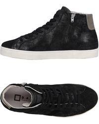 Date High Sneakers & Tennisschuhe - Schwarz
