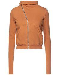 Rick Owens DRKSHDW Sweat-shirt - Orange