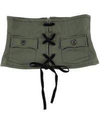 Miu Miu Belt - Green