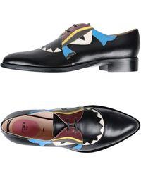 Fendi - Lace-up Shoe - Lyst