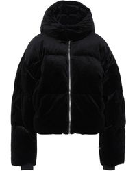 Juicy Couture Synthetic Down Jacket - Black