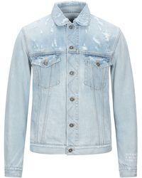 Givenchy - Manteau en jean - Lyst