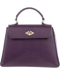 Ballantyne Handbag - Purple