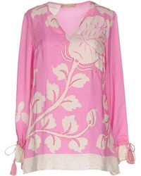 Sete Di Jaipur Blouse - Pink