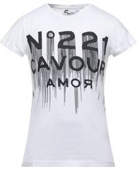 5preview T-shirt - Bianco