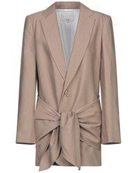 Tibi Suit Jacket - Brown