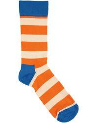 Happy Socks Socquettes - Orange