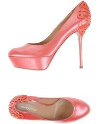 Sergio Rossi Zapatos de salón - Rosa