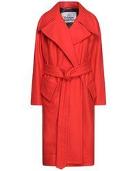 Vivienne Westwood Mantel - Rot