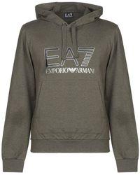 EA7 Sweatshirt - Grün