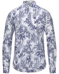 OGNUNOLASUA by CAMICETTASNOB Shirt - Blue