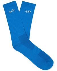 N/A - Necessary Anywhere Calcetines y medias - Azul