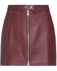 Belstaff Mini Skirt - Purple