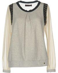 Tru Trussardi Sweatshirts - Gray