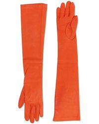 N°21 Handschuhe - Orange