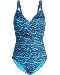 Matthew Williamson One-piece Swimsuit - Blue