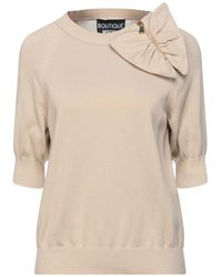 Boutique Moschino Jumper - Natural