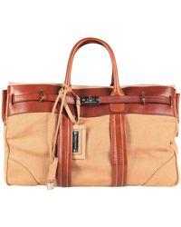 Brunello Cucinelli Travel & Duffel Bag - Multicolour