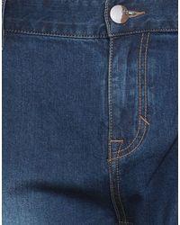 Sun 68 Denim Pants - Blue