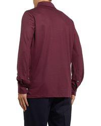 Rubinacci Shirt - Purple