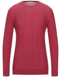 Exibit Pullover - Rot