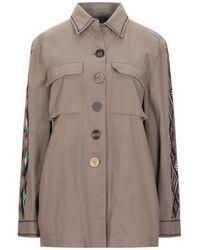 Maliparmi Suit Jacket - Natural