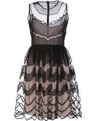 RED Valentino - Short Dresses - Lyst