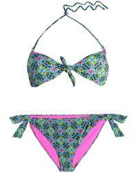 Matthew Williamson Bikini - Mehrfarbig