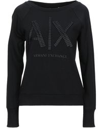 Armani Exchange Sweat-shirt - Noir