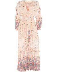 Chufy Robe longue - Rose