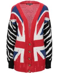 Marco Bologna Cardigan - Red