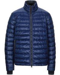 Woolrich Bering Down Jacket - Blue