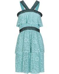 Annarita N. - Short Dress - Lyst