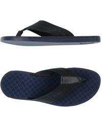 Giorgio Armani Thong Sandal - Blue