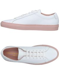 Common Projects Low Sneakers & Tennisschuhe