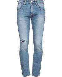 UNIFORM Denim Trousers - Blue