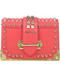 Odi Et Amo Handbag - Red