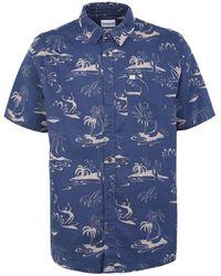 Quiksilver Shirt - Blue
