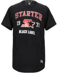 Starter Camiseta - Negro