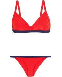 RYE SWIM Bikini - Rot