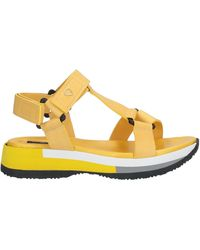 Philippe Model Sandals - Yellow