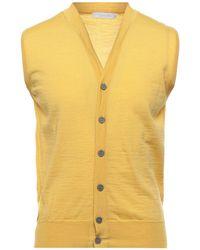 Cruciani Cardigan - Yellow