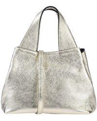 Ripani Handbag - Metallic