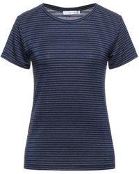 Caractere Camiseta - Azul